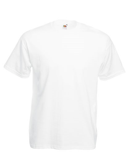 VALUEWEIGHT T-Shirt white 100% Baumwolle