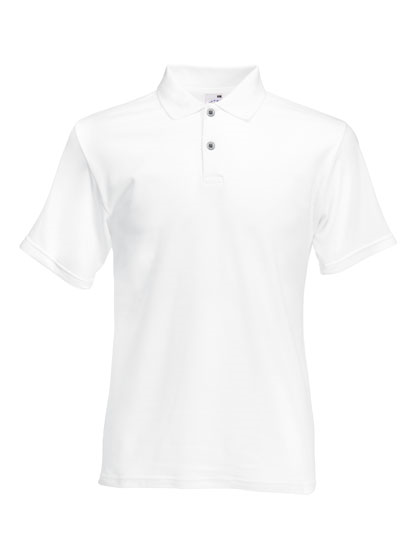 Original Polo F505 white (100% Baumwolle | 170g)